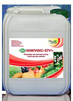 Біокомплекс-БТУ® для овочевих культур