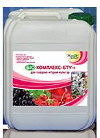 Біокомплекс-БТУ, для плодово-ягідних культур